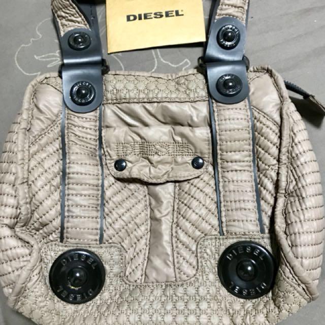 Pre-loved Diesel small hand bag