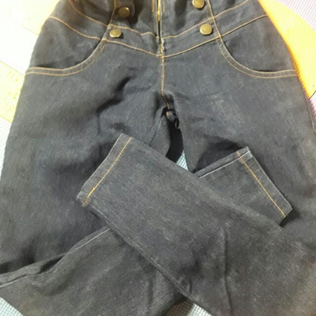 Preloved hi-waist pants frm japan