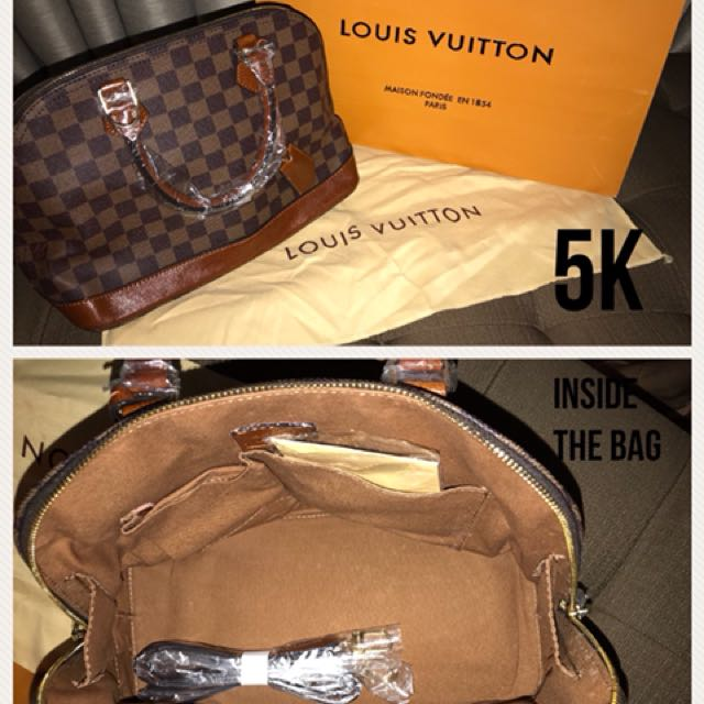 Premium Authentic Lv Bag Be0001 Women S Fashion Bags Wallets On Carou