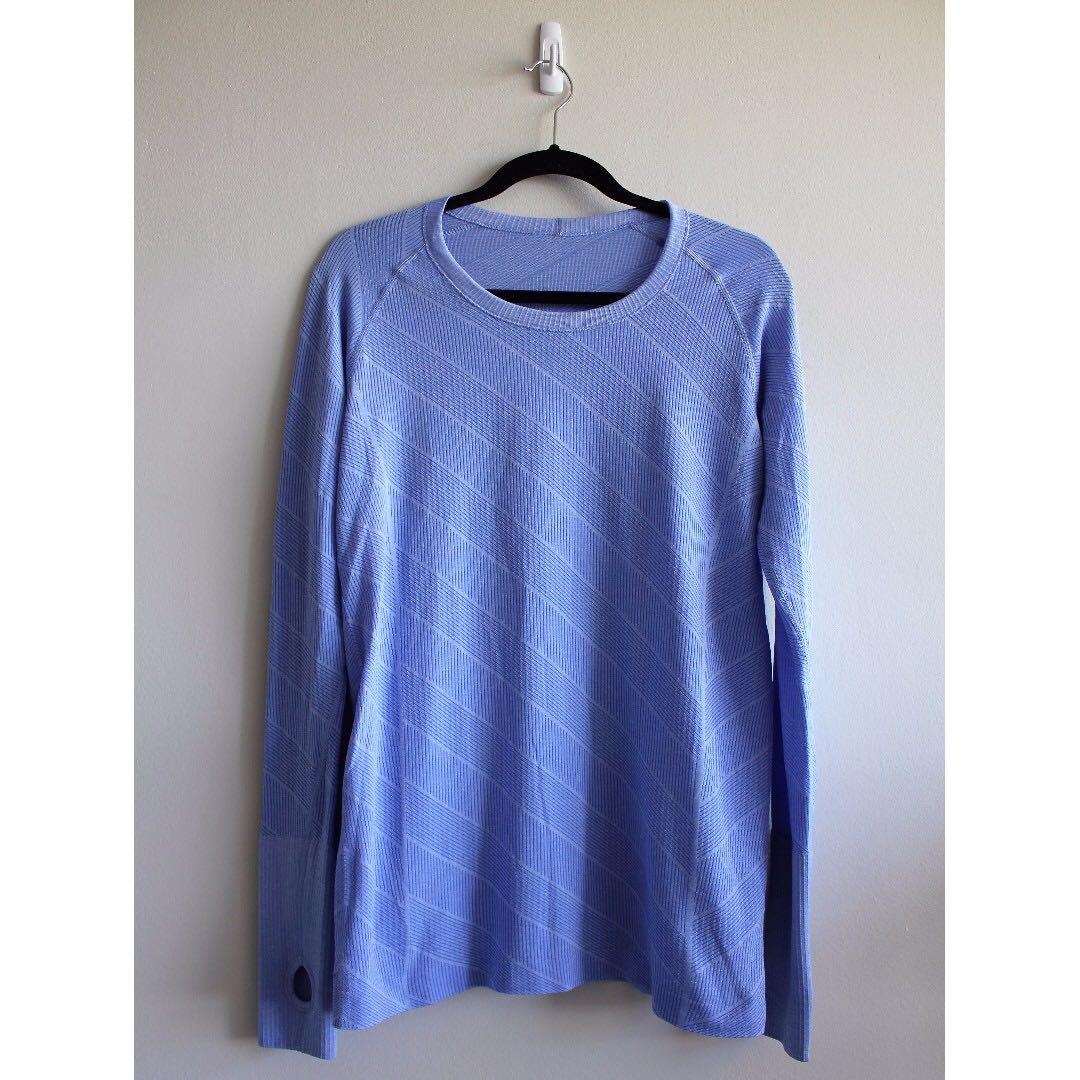 PRICE DROP -Sz 12 - Lululemon Long Sleeve Tshirt