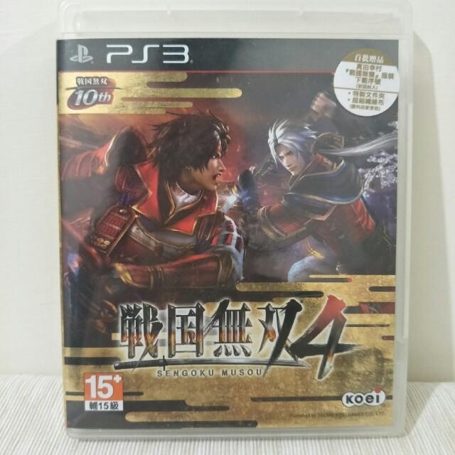 PS3戰國無雙4