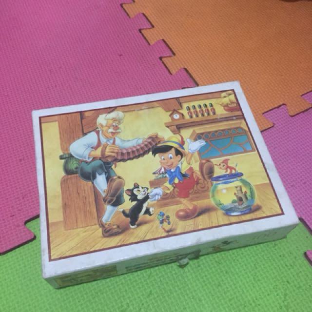 puzzle pinnochio 300pcs