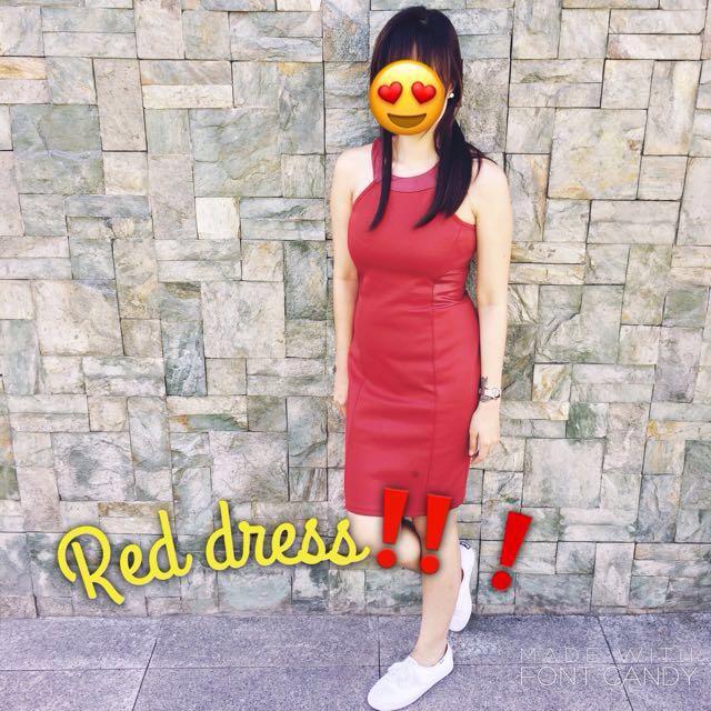 Red Dress ‼️❗️