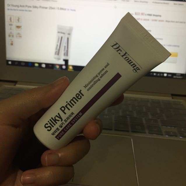 SALE!! Dr. Young Silky Primer 25ml