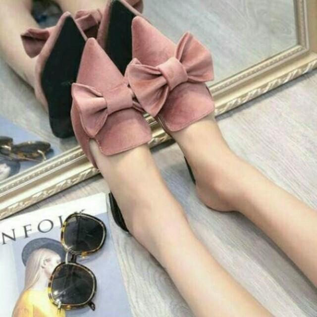 Sandal teplek pita besar