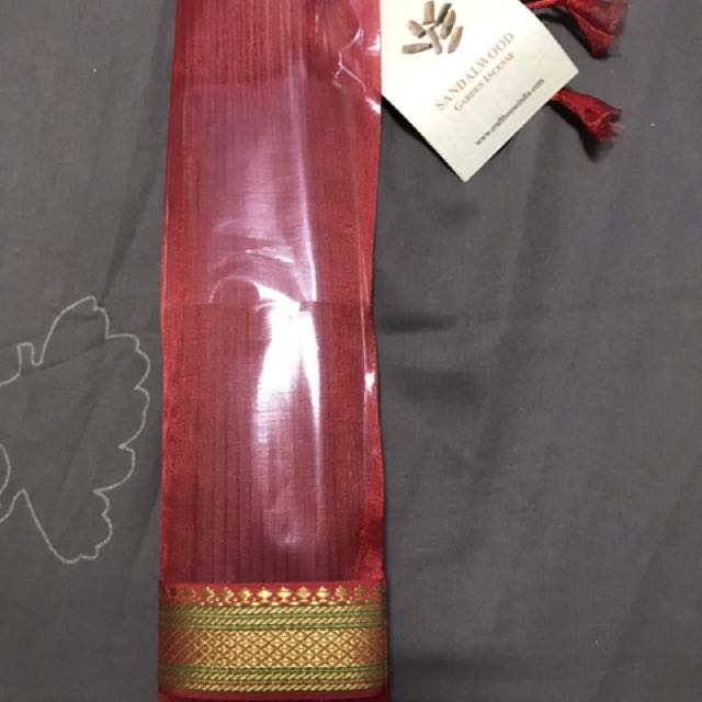 Sandalwood incense from India
