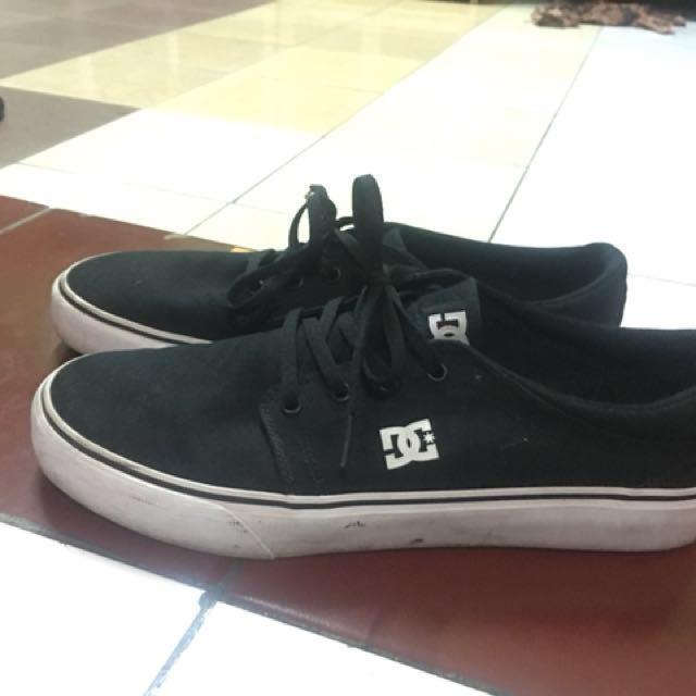Sepatu DC shoes mulus tracker