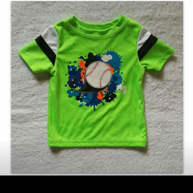 Shirt 3mos Size Polyester