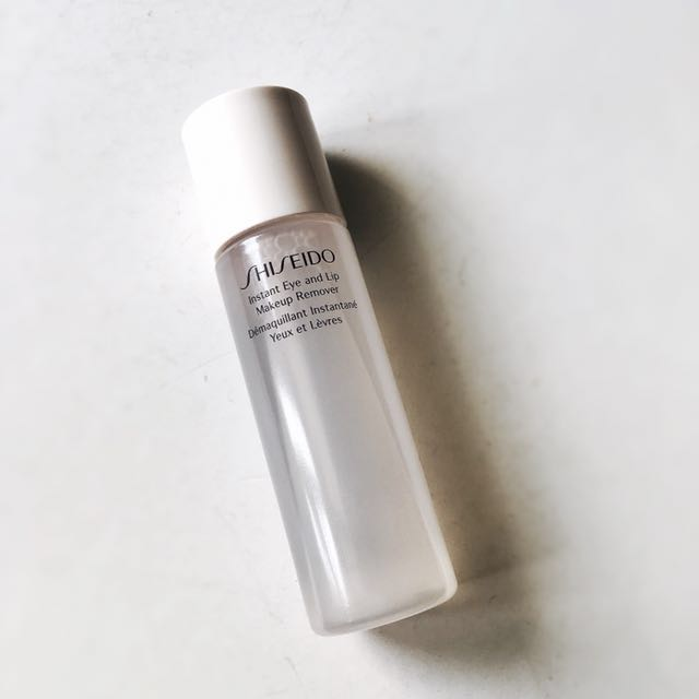 👍Shiseido Instant Eye and Lip Makeup Remover