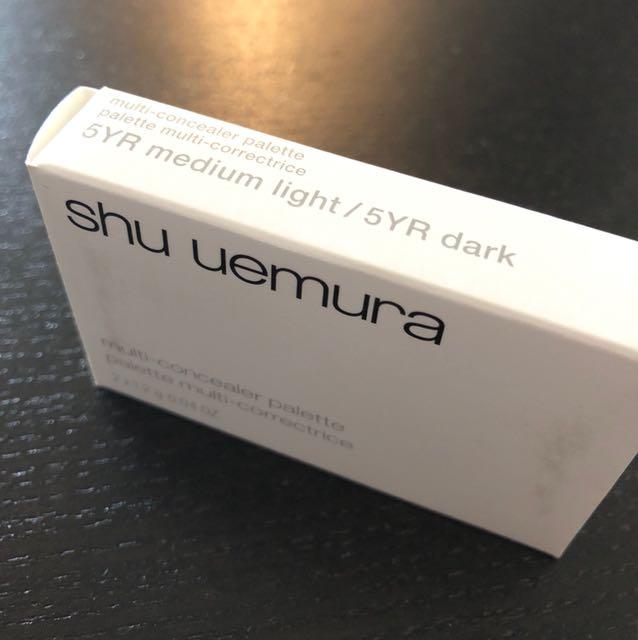 Shu Uemura concealer palette