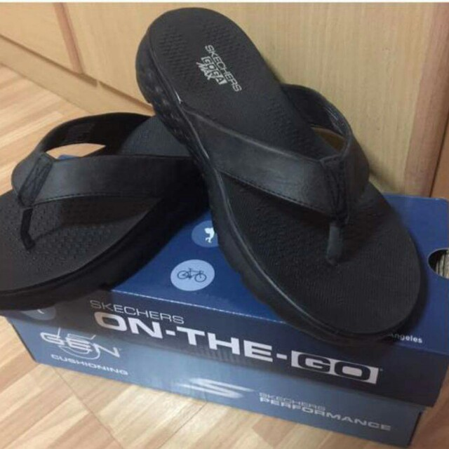 Skechers On-the-go slippers (GO MAX