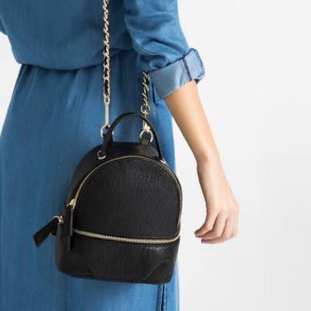 SOLD OUT! AUTHENTIC ZARA MINI BACKPACK