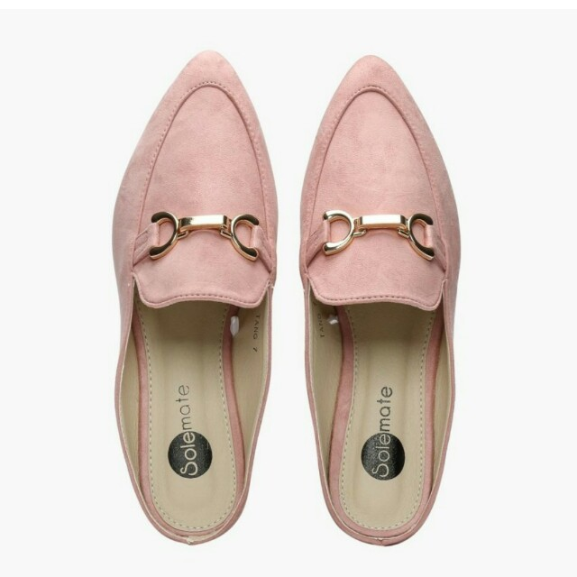 Solemate Loafer Mules