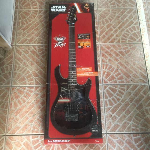 Star wars 3/4 Rockmaster Electric Guitar