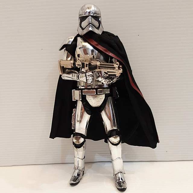 MEDICOM TOY MAFEX CAPTAIN PHASMA Star Wars The Force Awakens Action Figure