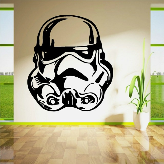 Star Wars Stormtrooper Wall Decal