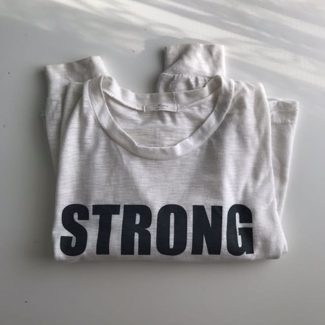 Strong Minded Top