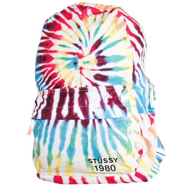 STUSSY Tie Dye Backpack *NEW*