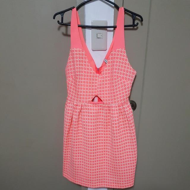 "Summer dress ""Astradivarius"""