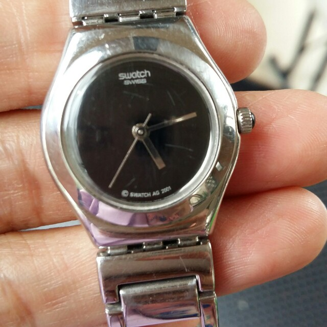 Swatch Irony Stainless Steel Authentic