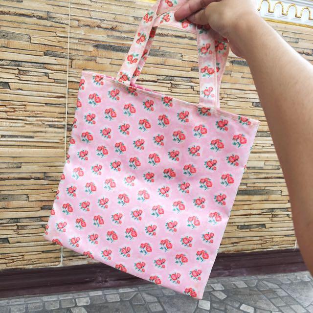 Tas Bekal Lunch Bag Tote Bag Mini