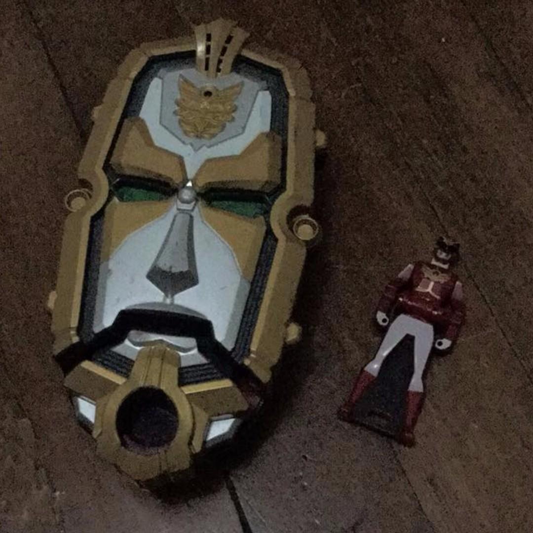 Tensou Sentai Goseiger - DX Tensouder morpher/henshin device