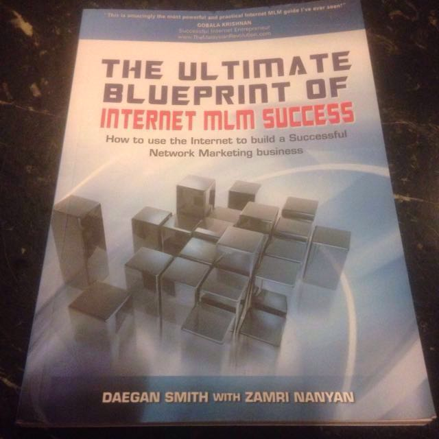 The ultimate blueprint of internet mlm success how to use the photo photo photo photo photo malvernweather Image collections