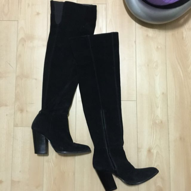 Thigh-high boots Aldo