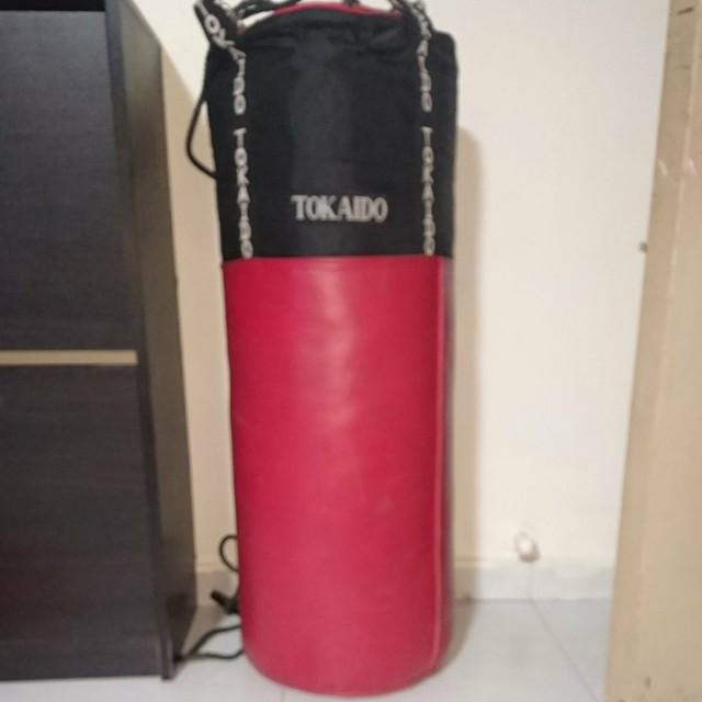 Tokaido Punching Bag, Sports, Sports & Games Equipment on