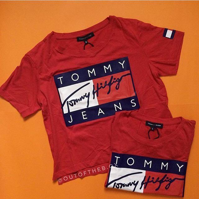 Tommy Hilfiger Semi Cropped