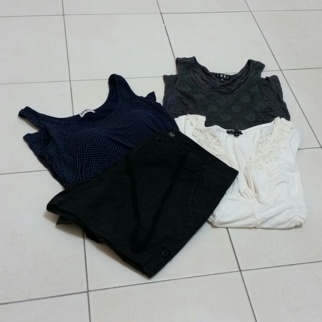Tops & Shorts (All)