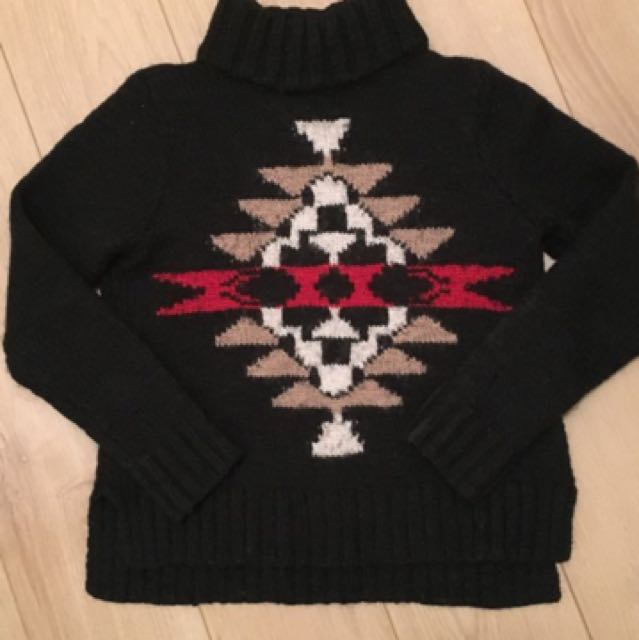 Ugly cool christmas sweater