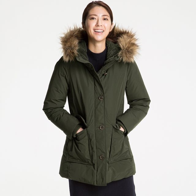 f365073b993 Uniqlo s Ultra Warm Down Coat