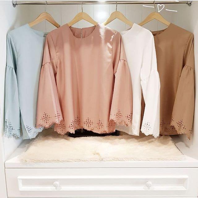 Valencia blouse