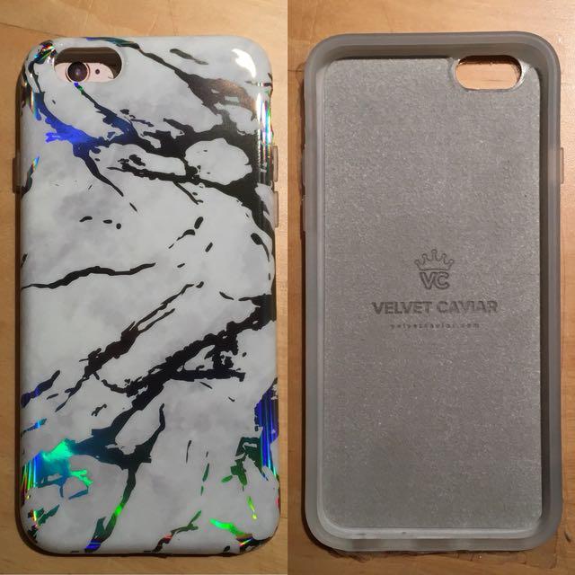 Velvet Caviar iPhone6/6s Case