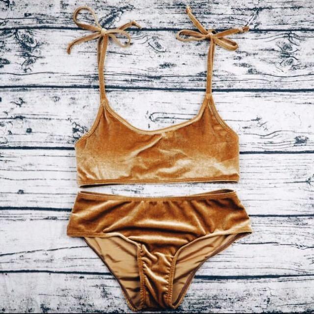 Velvet Dreams: Velvet 2-pc Swimsuit