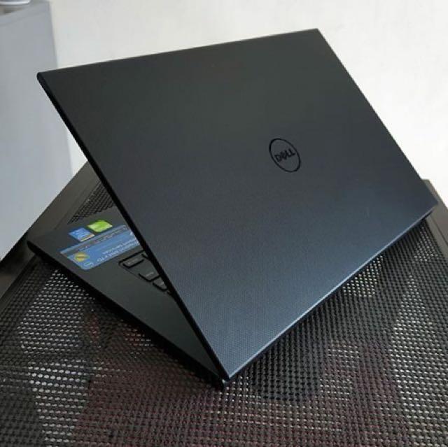 Very Smooth Dell Inspiron 3442 14inch i3 4gen 500gb 4gbram 2gb Nvidia 820m Video Card