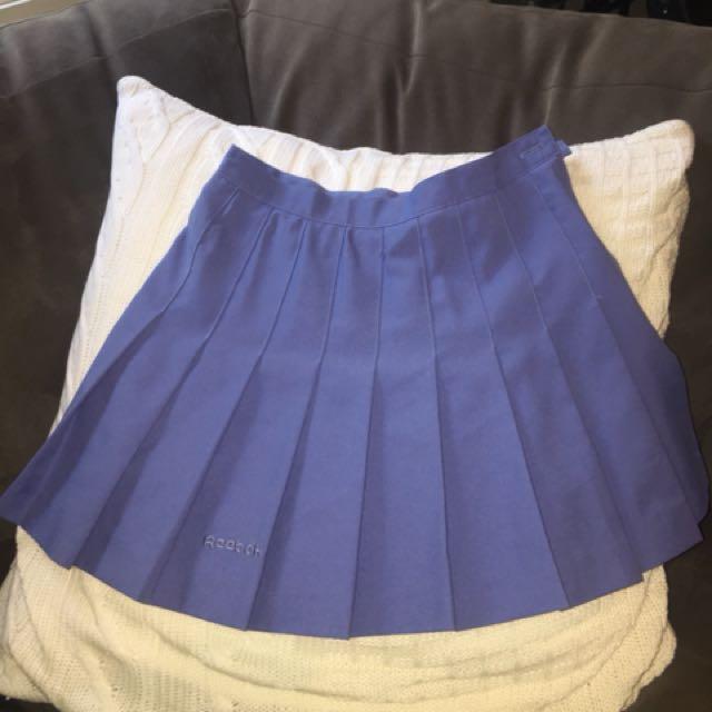Vintage style Reebok tennis skirt