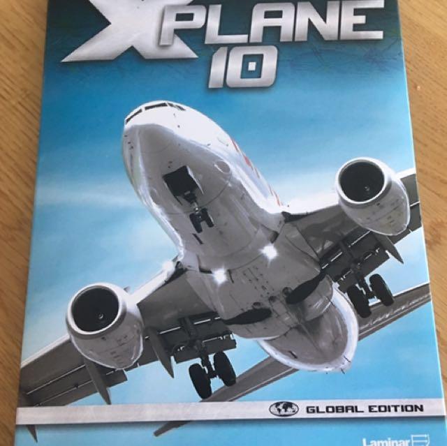 XPlane 10 Flight Simulator Game
