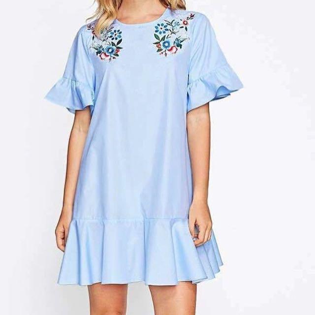 Zara Inpired Dress