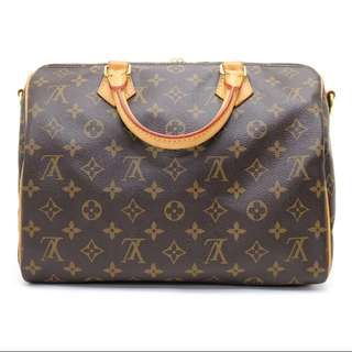 Louis Vuition speedy 30 Monogram canvas
