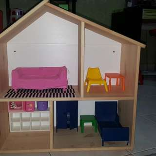 Doll House Ikea Look New