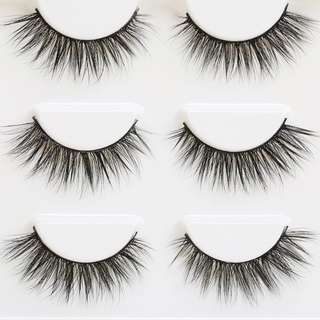 Natural 3D Fluffy Lashes