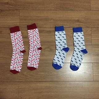 Printed Socks Bundle