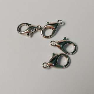 Lobster Clasp Jewelry Findings 5PCS for Art and Crafts and Jewelry Making