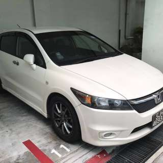 Rent Honda stream - Grab / Uber