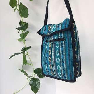 Small Hippy Boho Style Shoulder Bag