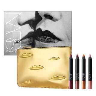 The Kiss Velvet Matte Lip Pencil Set