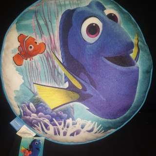 Disney Pixar Finding Dory Round Cushion
