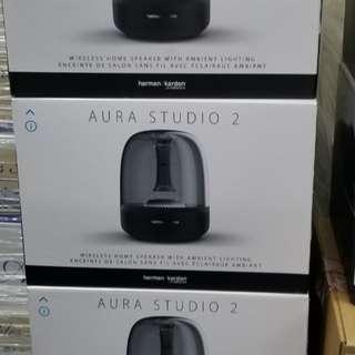Harman Pardon Aura Studio 2 Bluetooth Speaker 無線喇叭 藍芽喇叭